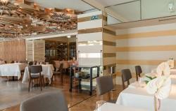 Sala restaurante en Restaurante Benares Madrid