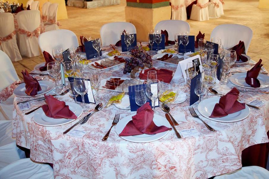 CATERING MARIA ANTONIA banquetes y bodas