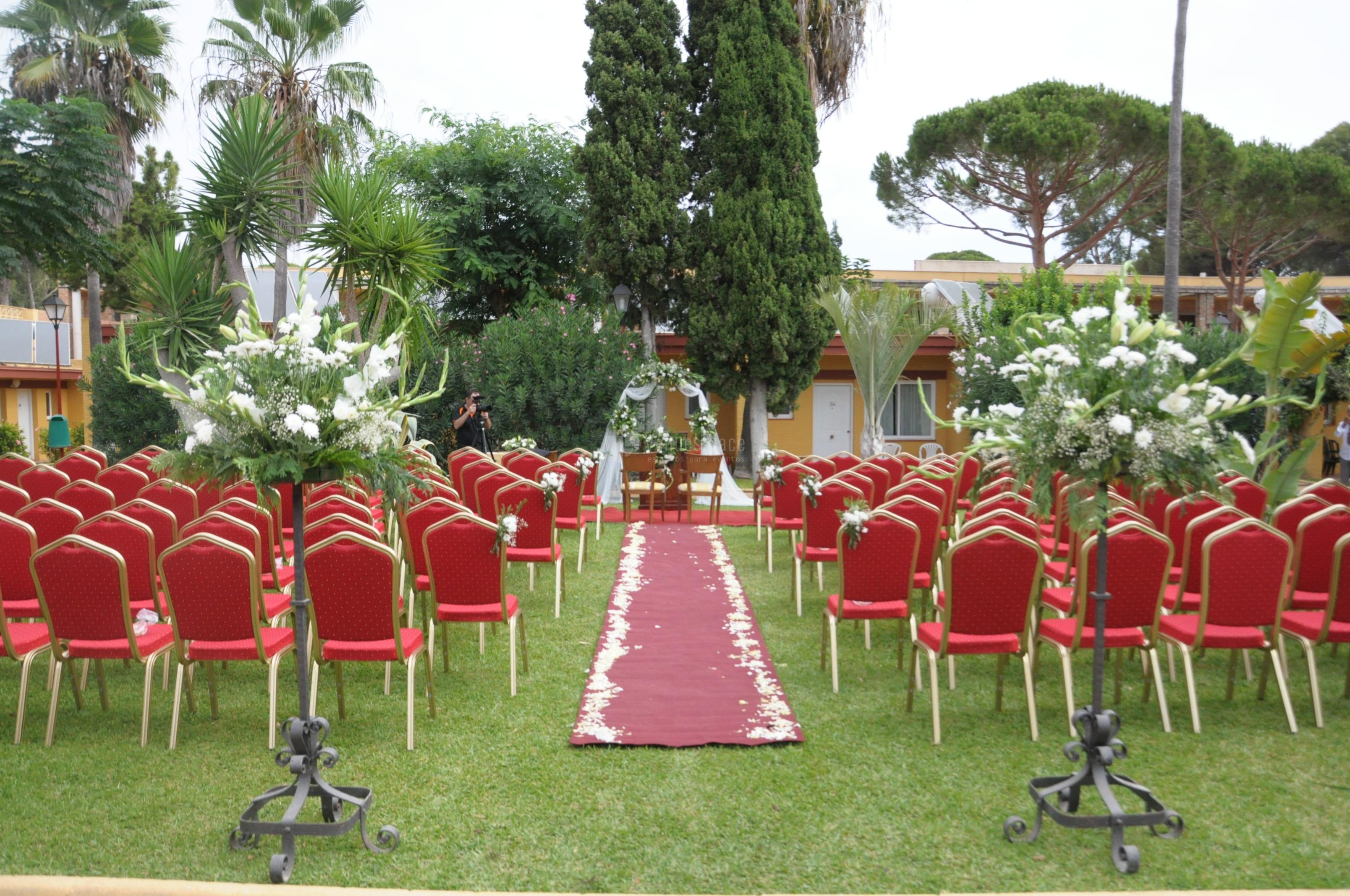Hotel dunas puerto celebraciones venuesplace for Camping jardin de las dunas tarifa