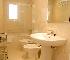 baño completo habitación doble  Hotel Dunas Puerto