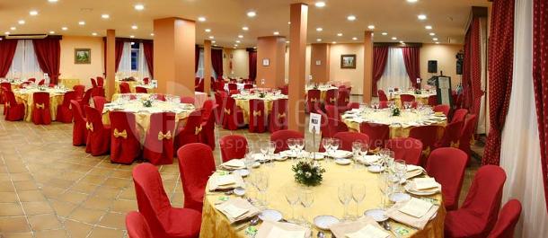 Salón San Antón  Hotel Dunas Puerto