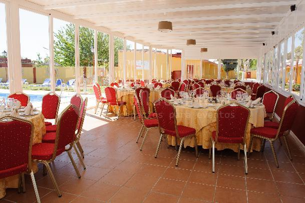 Montaje en Salón Dunas  Hotel Dunas Puerto