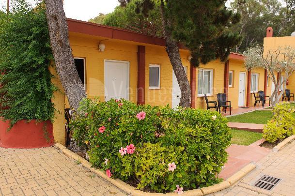 Exterior de habitaciones  Hotel Dunas Puerto
