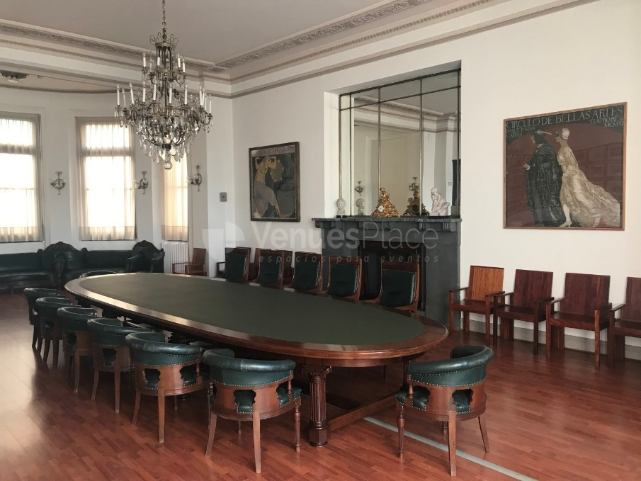 Sala de Juntas. 3ª planta.