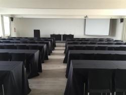 Sala Ramón Gómez de la Serna. 5ª planta. Montaje escuela