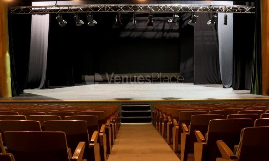 Teatro Fernando de Rojas. 2ª planta