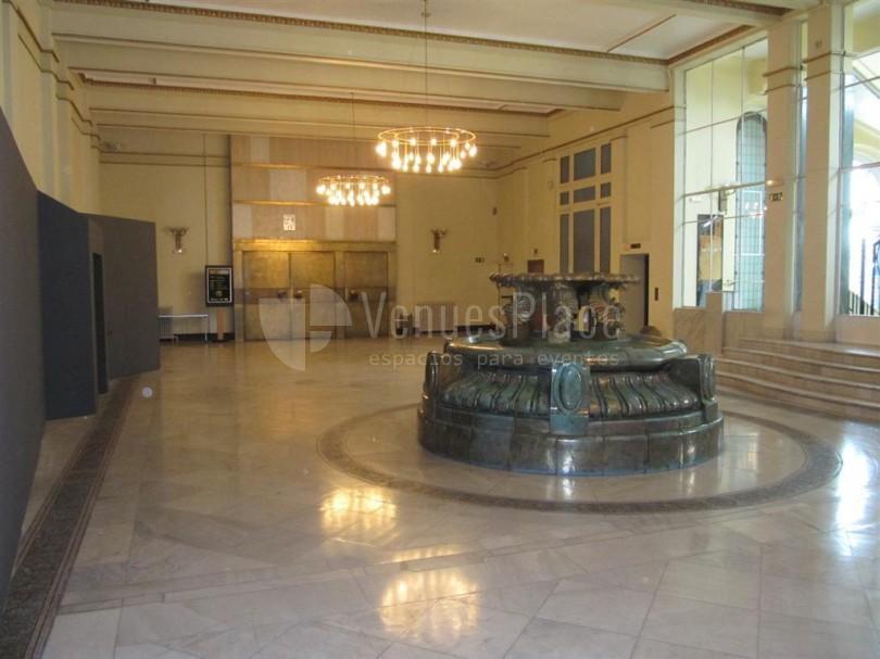Interior 3 en Círculo de Bellas Artes