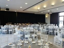 Sala Valle-Inclán. 5ª planta. Montaje banquete