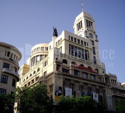 Exterior 1 en Círculo de Bellas Artes