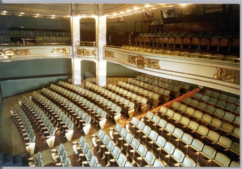 Teatro Fernando de Rojas. 2ª planta.