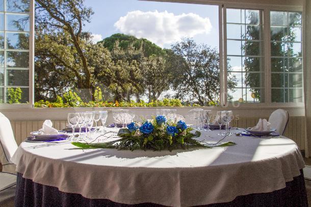 Eventos corporativos, comidas y cenas de empresa en el Torreón del Pardo