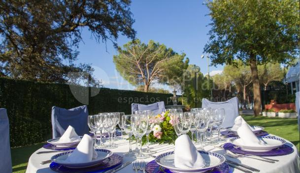 Eventos perfectos en cualquier época del año en Restaurante el Torreón del Pardo