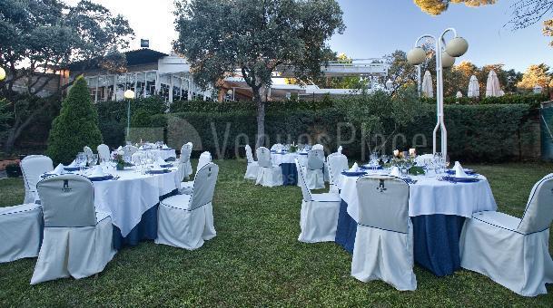 Eventos al aire libre en Restaurante el Torreón del Pardo