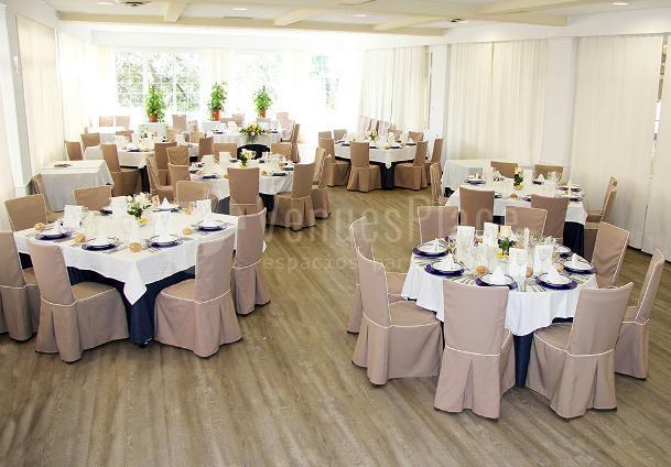 Bodas, comuniones, bautizos y otros eventos sociales en Restaurante el Torreón del Pardo