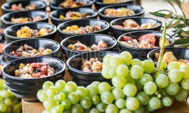 Menú 3 en Catering Valdepalacios/Hotel Valdepalacios