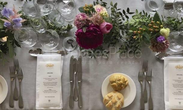 Montaje 15 en Catering Valdepalacios/Hotel Valdepalacios