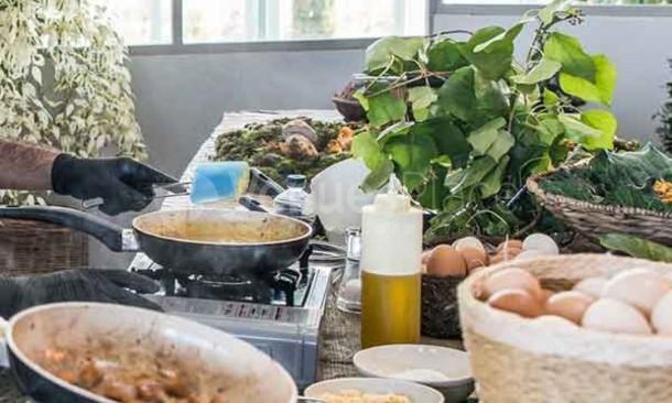 Menú 4 en Catering Valdepalacios/Hotel Valdepalacios