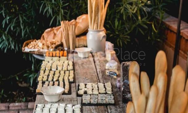 Montaje 14 en Catering Valdepalacios/Hotel Valdepalacios