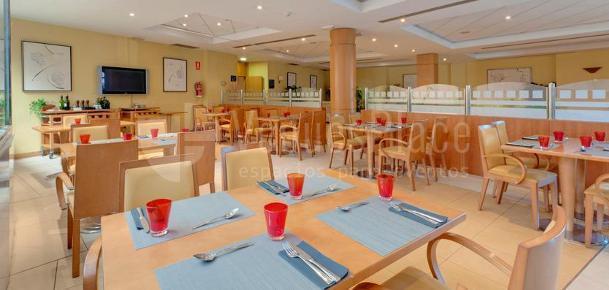 Cafeterías en el Hotel TRYP Indalo Almería