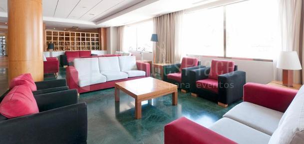 Espacios para disfrutar en el Hotel TRYP Indalo Almería