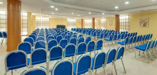 Montaje en teatro eventos para empresas en el Hotel TRYP Indalo Almería