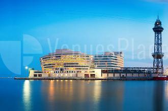 Hoteles 5 estrellas: Eurostars Gran Marina Hotel 5*
