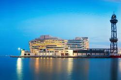 Hotel Eurostars Grand Marina 5* en Barcelona-Gracia