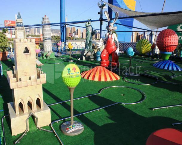 Mon Magic Parque infantil