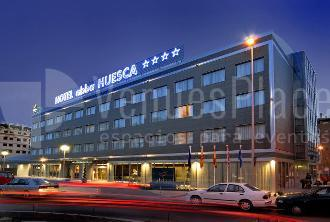 Centros de convenciones: Abba Huesca Hotel