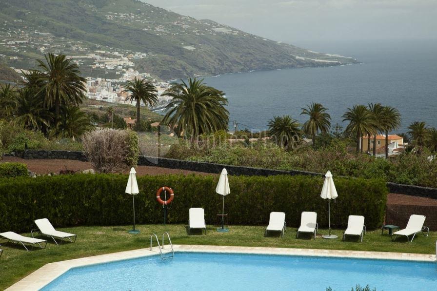 Eventos con vistas al Océano Atlántico en Parador de La Palma