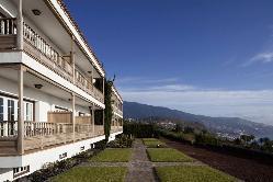 Alojamiento para grupos  en Parador de La Palma
