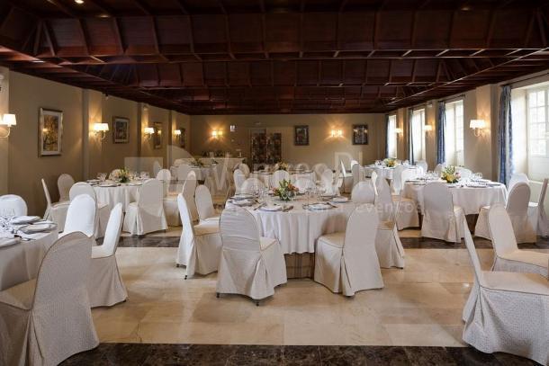 Comidas y cenas de empresa  en Parador de La Palma