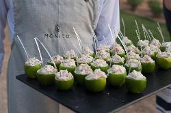 Menús para bodas y celebraciones en Mónico Catering- El Soto de Mónico