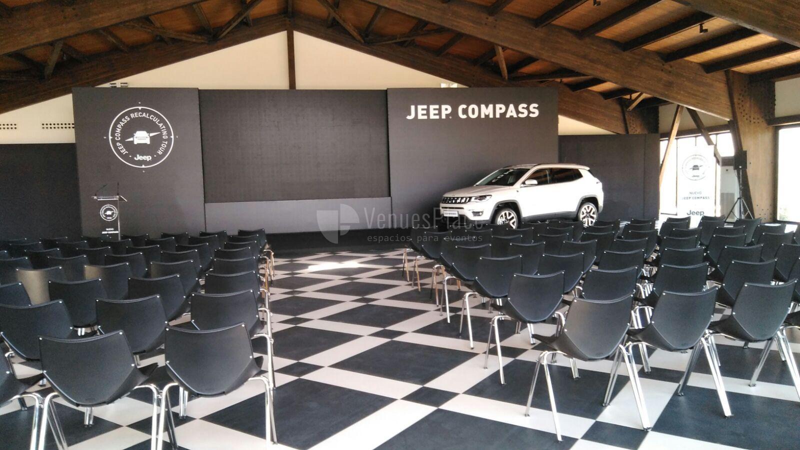 Presentaciones de producto, eventos de motor y otros eventos corporativos en El Soto de Mónico
