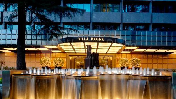Hoteles 5 estrellas para congresos y convenciones en - Hoteles cinco estrellas en madrid ...