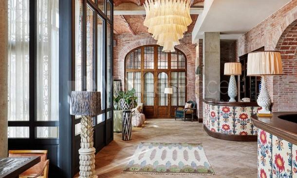 Interior 7 en Soho House Barcelona