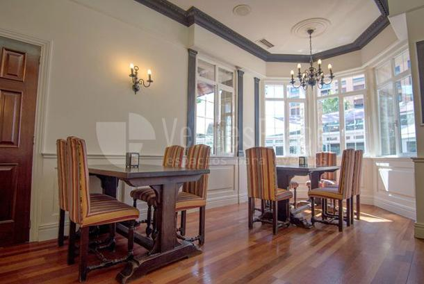 Interior 8 en Hotel Harrison Etxea