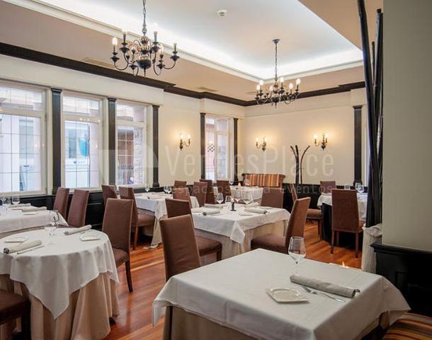 Interior 5 en Hotel Harrison Etxea