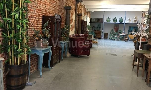 Interior 9 en Espacio Industrial para Producciones