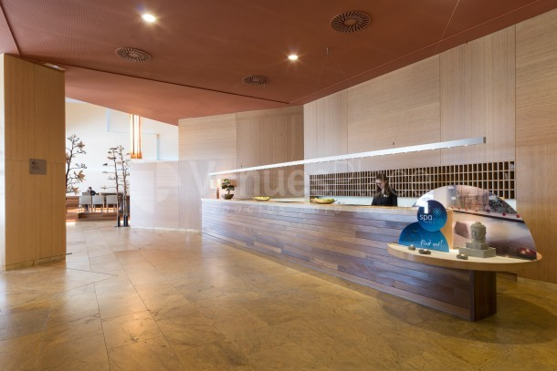 Interior 6 en Hotel SB Diagonal Zero