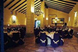Salón La viña Bodegas el cortijo