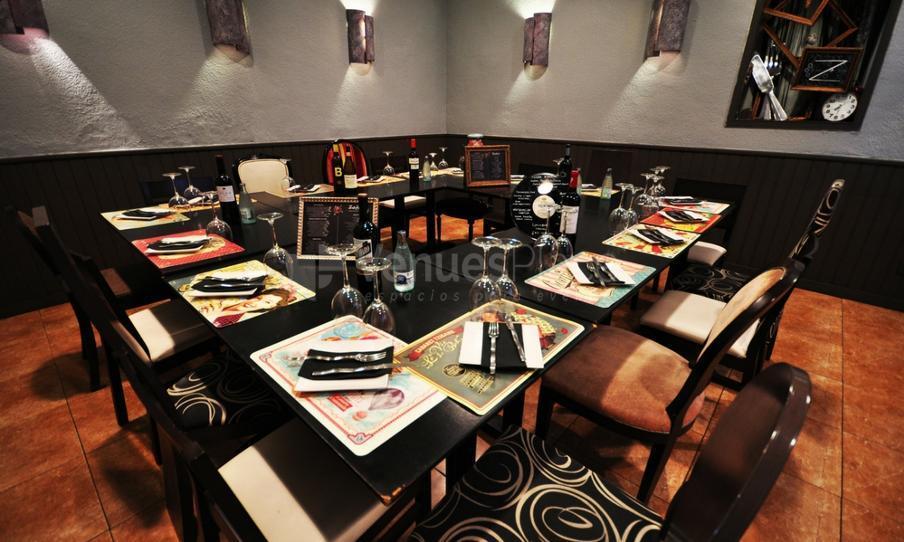 Montaje 3 en Zafra Restaurant