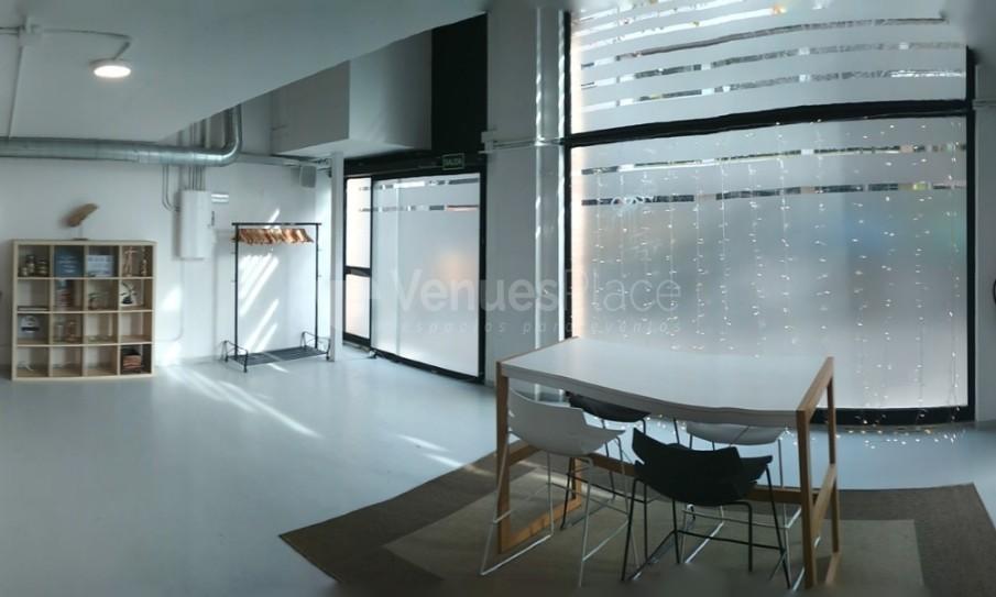 Interior 1 en Corevents Barcelona