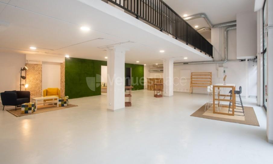 Sala principal en Corevents Barcelona