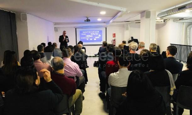 Presentación en Corevents Barcelona