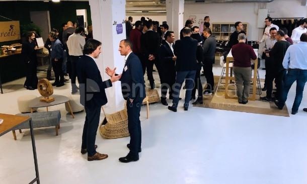 Montaje de evento en Corevents Barcelona