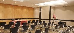Salas espaciosas para eventos corporativos en Hotel Derby 4*