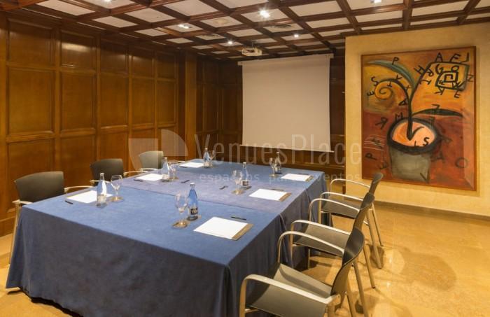 Salas de reuniones en Hotel Derby 4*