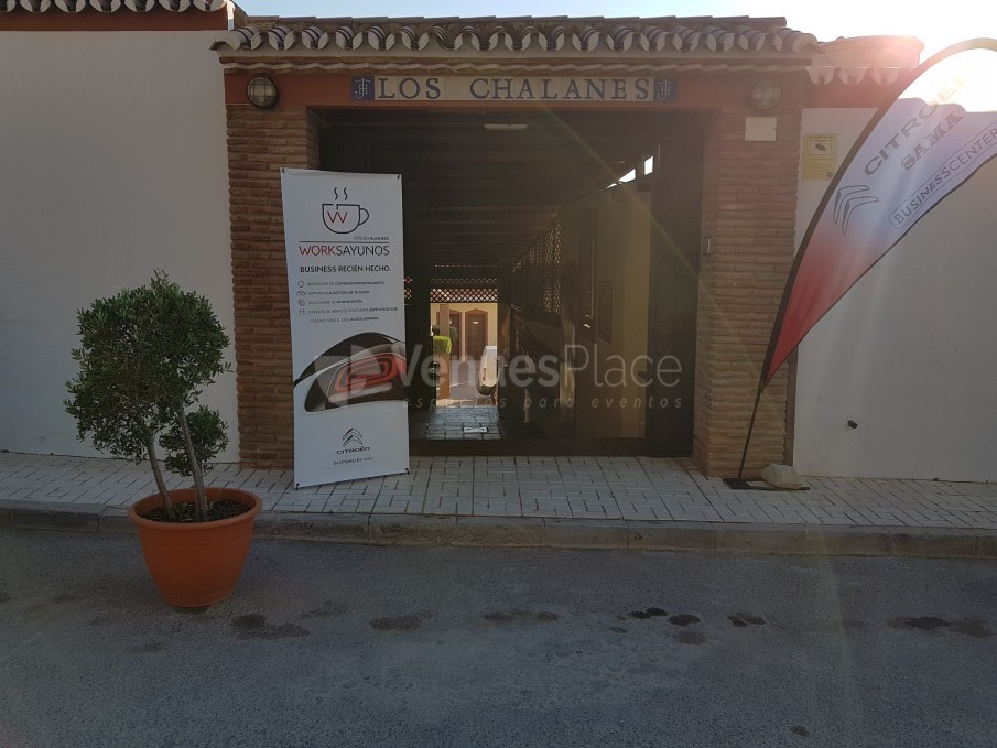 Exterior 1 en Cortijo Los Chalanes