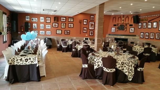 Interior 16 en Cortijo Los Chalanes